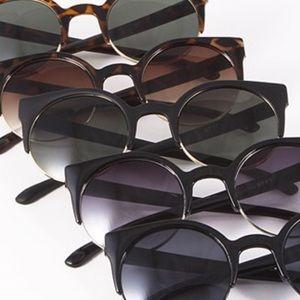 Accessories - Cat Eye Fashion Sunglasses