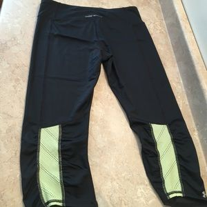 Under armor crop workout pants