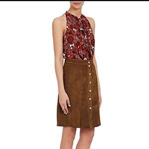 A.L.C. Dresses & Skirts - A.L.C. 'Adrienne' Suede Skirt