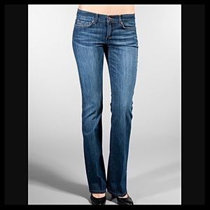 Joe's Mid-Rise Bootcut Jeans in Socialite Fit