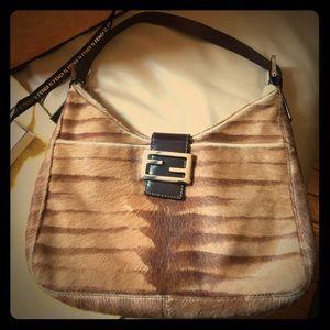 Fendi Handbags - SALE TODAY Authentic pony fur Fendi handbag