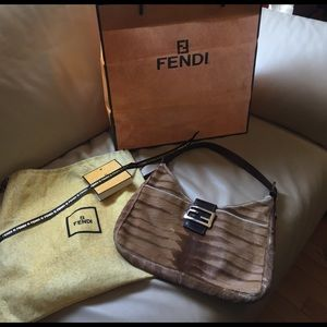 b32d8ebfc0 Fendi Bags - SALE TODAY Authentic pony fur Fendi handbag