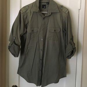 jf j.ferrar Other - JF j. Ferrar men's casual button down shirt Large