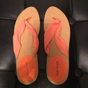 Final Mark Down! NWT Colin luxurious sandals