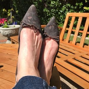 London Sole Shoes - London Sole pointed flats