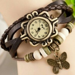 Accessories - Beautiful wrap watch