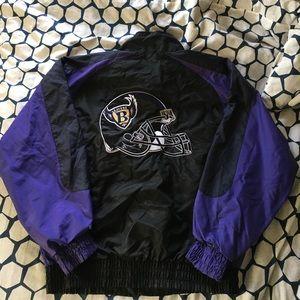 baltimore ravens Other - Vintage Baltimore Ravens Jacket