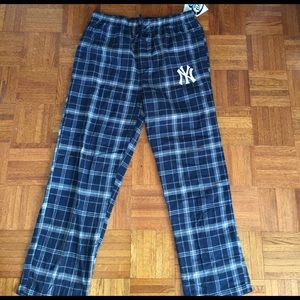 Other - New with tags! Men's Yankees pajama pants - large