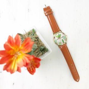 Cactus watch 🌵