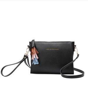 Melie Bianco Handbags - Melie Bianco Byron Crossbody
