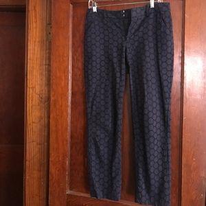 Merona Pants - Merona Navy Ankle Pants