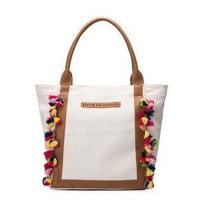 Melie Bianco Handbags - Riviera Tote - Melie Bianco