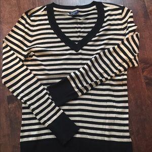 Striped Splendid sweater