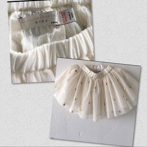 STELLA McCARTNEY Tutu Style Skirt