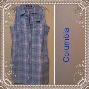 Columbia Dresses & Skirts - Sleeveless Cotton Dress