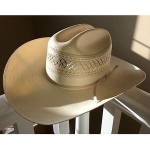 """Bailey Of Hollywood Other - NWB Bailey Western Rodeo Style Straw Hat 7 1/2"""""""