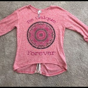 Knitworks Other - Adorable girls shirt by Knitworks