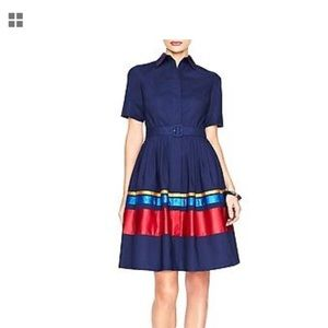 Sophie Theallet Dresses & Skirts - Sophie Theallet navy dress for The Limited size 4