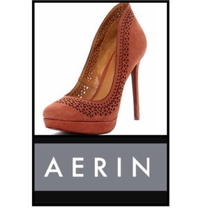 AERIN Shoes - AERIN suede pumps