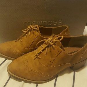 Maurices Shoes - Gorgeous dress shoes with small heel!