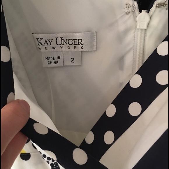 Kay Unger Dresses - 🚫SOLD🚫 Kay Unger print dress