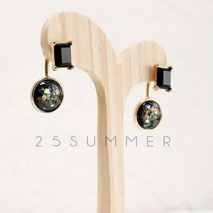 17Basics Jewelry - 🌸SPRING SALE🌸 25SUMMER two way earrings
