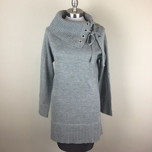 Venue Sweaters - ❗️NWOT Long Sleeve Grey Sweater Dress