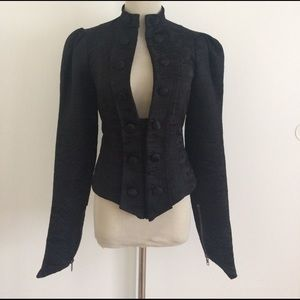 Lip Service Jackets & Blazers - RARE Lip Service Victorian Steampunk jacket S