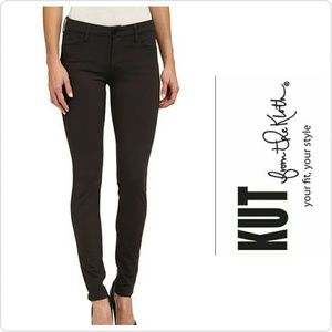 Kut from the Kloth Pants - NWT Kut Jeans MIA Toothpick Skinny Pants