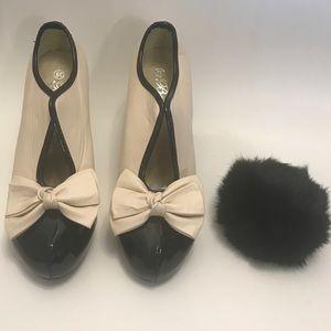 New Bow Heels