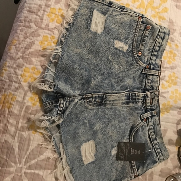 Brand new VintageUrban Renewal shorts