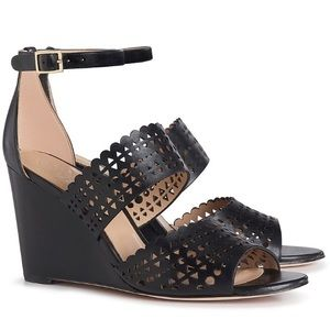 Tory Burch Shoes - 🎉HP!🎉 Tory Burch Perfect Gladiator Wedge