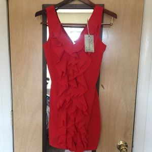 Alythea new red dress