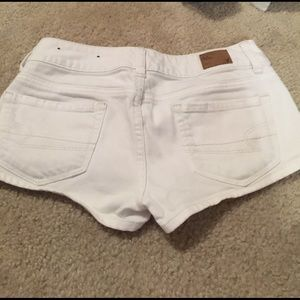 Pants - American Eagle white shorts size 00.