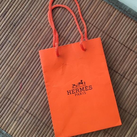 0e4034951cf Hermes Bags   Herms Paper Bag   Poshmark