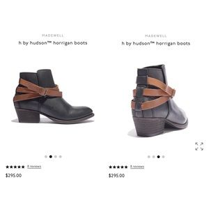 H By Hudson Shoes - H by Hudson Horrigan Boot {Madewell} Sz 38