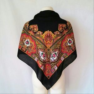 "I feel very Chantilly today Accessories - ""CHANTILLY"" Designer Shawl"