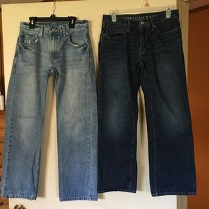 Other - American Eagle and Levi Jeans