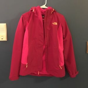 The North Face Jackets & Blazers - The North Face three in one jacket