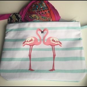 Other - 💖Only 1 left 💖flamingo💖Bathing suit sack