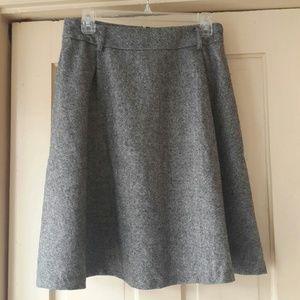 Gray Modcloth Skirt