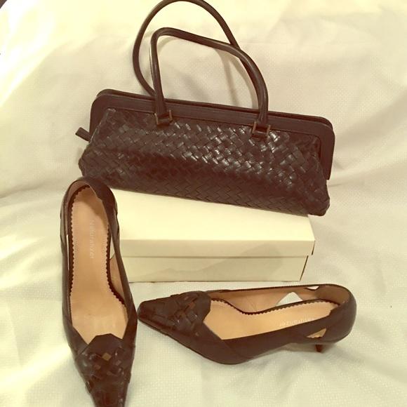 19b8034fe Naturalizer purse and heel set