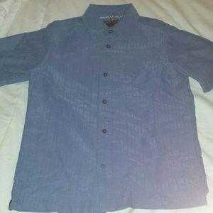 Tony hawk Other - Tony Hawk powder blue button up shirt size 8 Small