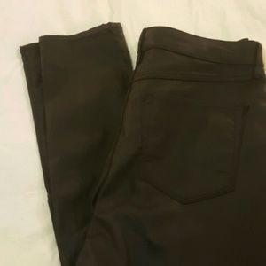 3x1 Pants - Black straight legs