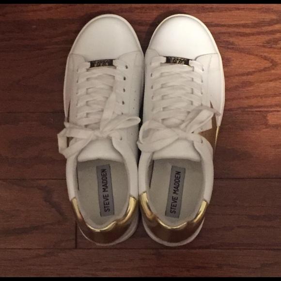 3e49ea7b482 Steve Madden Rayner Sneaker Sz 7