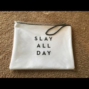 Milly Handbags - Milly Slay All Day Pouch Clutch Wristlet
