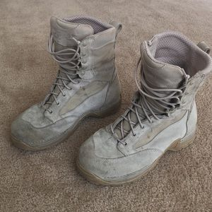 """Danner Other - Danner Tfx Rough-out Hot 8"""" military boot size 9"""