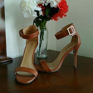 Breckelles Shoes - • Brown heel •