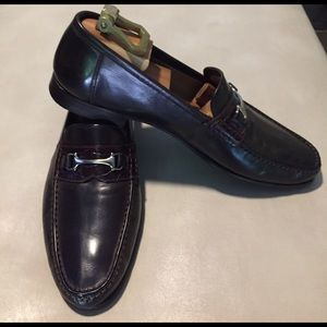 Santoni Other - Santoni Men's Italian Leather Loafers