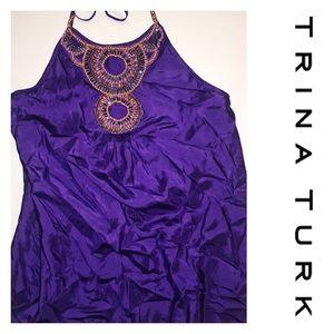 Trina Turk Tops - 🌷MAY SALE!!🌷Trina Turk silk blouse